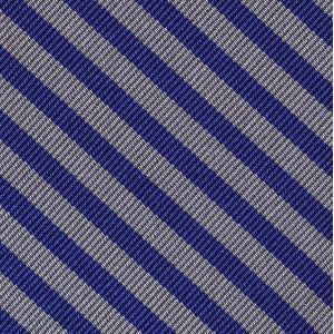 Inner Temple Striped Silk Tie #UKL-3