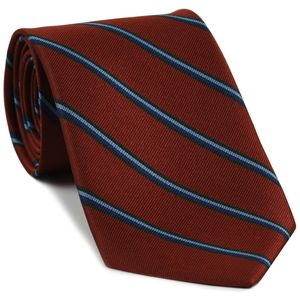Rugbeian Golf - Old Boys Silk Tie #OBT-22