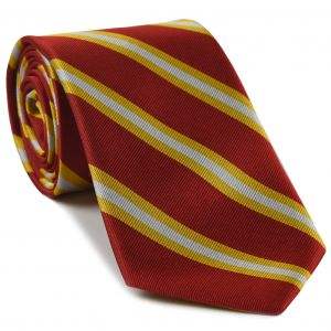 US Army Corp of Engineers Silk Tie #AMT-8
