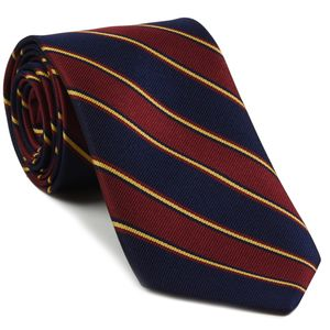 Albanians - Old Boys Silk Tie #OBT-1